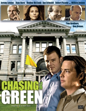 Chasing The Green 1 sheet