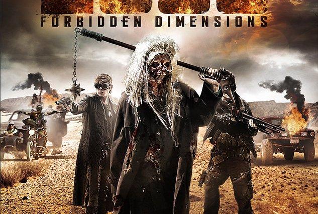 2035: The Forbidden Dimensions
